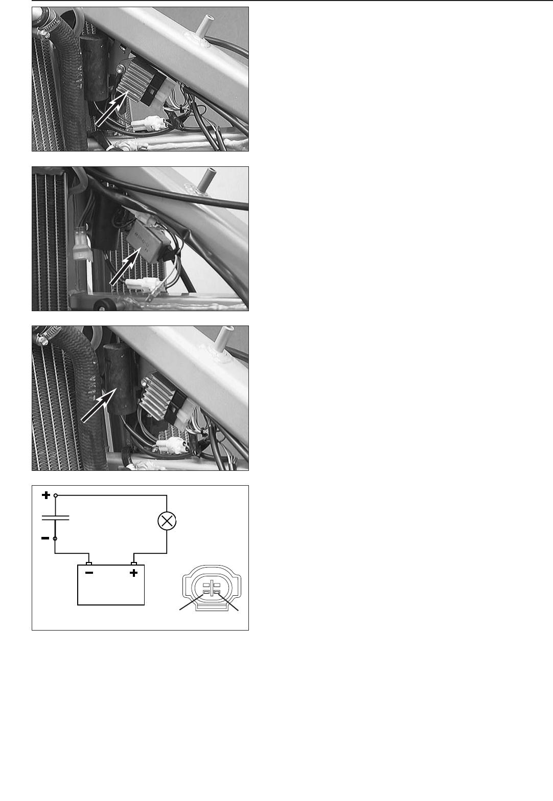Repair manual KTM 250 / 300 / 380 Art No 3206004 -E