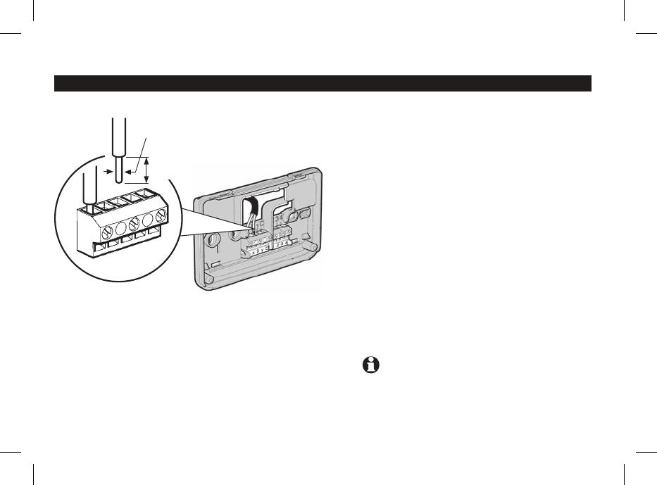 Handleiding Honeywell THR870CBG - Homexpert (pagina 20 van 34) (Deutsch)