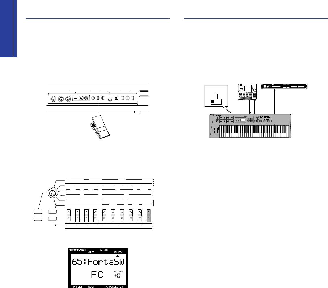 Handleiding Yamaha Cs2x Pagina 12 Van 84 English Fc5 Pedal Wiring Diagram
