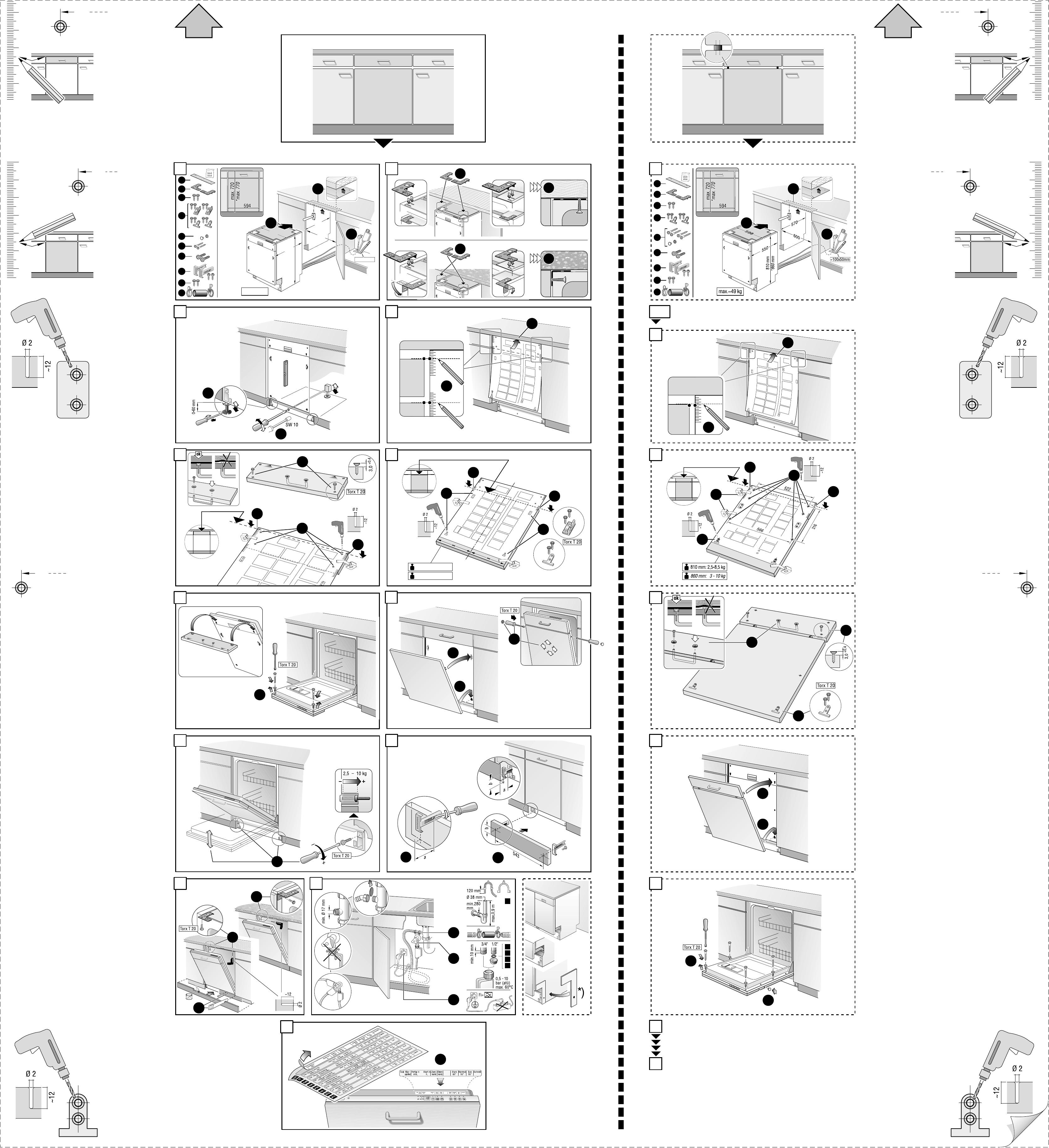 Bekend Handleiding Siemens SE64A560 (pagina 1 van 2) (Nederlands) VA04