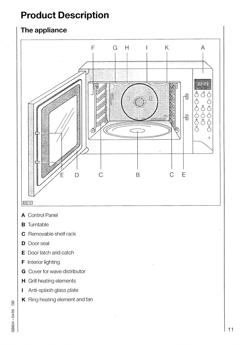 handleiding aeg micromat combi 635 w pagina 11 van 50 english. Black Bedroom Furniture Sets. Home Design Ideas