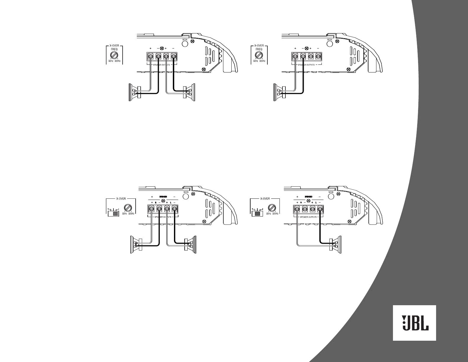 Handleiding JBL gto 601 1 ii (pagina 3 van 8) (English) on