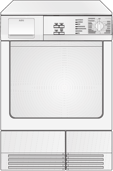 handleiding aeg electrolux lavatherm 55600 pagina 1 van. Black Bedroom Furniture Sets. Home Design Ideas