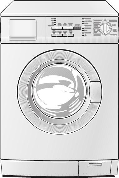 handleiding aeg electrolux lavamat 76819 pagina 1 van 40. Black Bedroom Furniture Sets. Home Design Ideas
