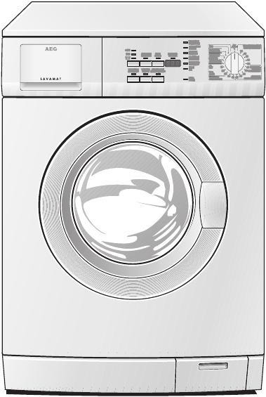 handleiding aeg electrolux lavamat 6440 pagina 1 van 36. Black Bedroom Furniture Sets. Home Design Ideas