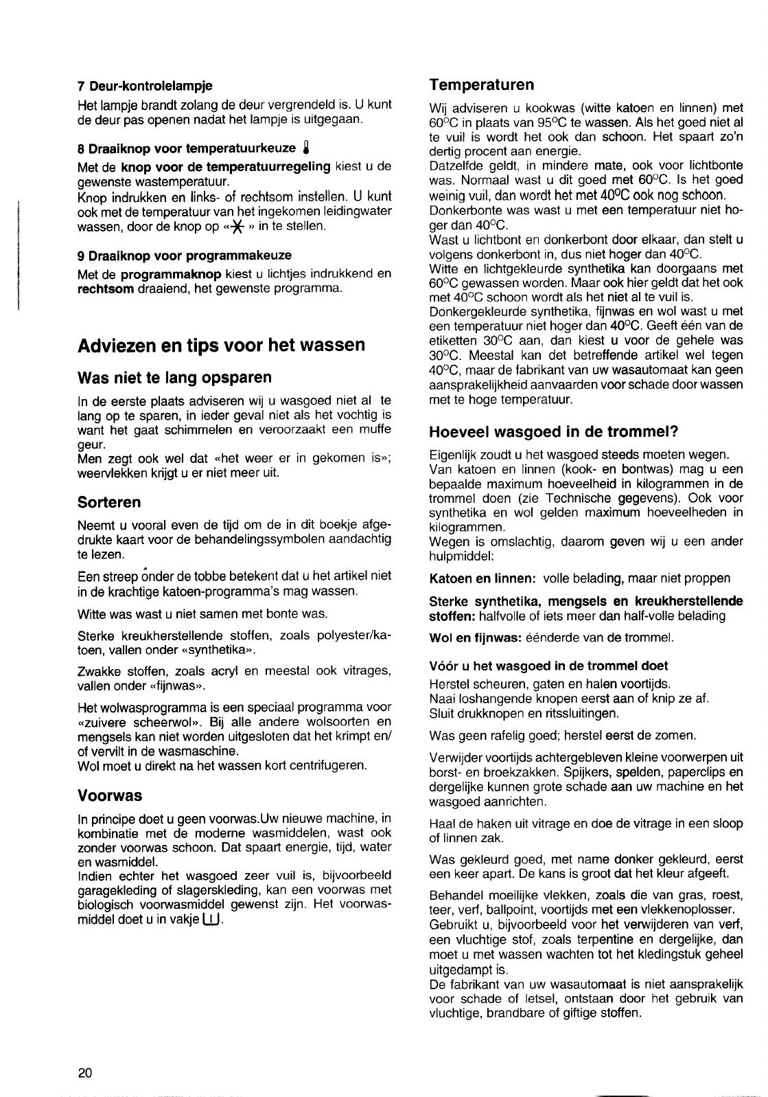 Awesome Gordijnen Wassen Temperatuur Gallery - Ideeën Voor Thuis ...