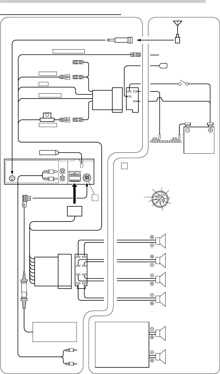 handleiding alpine tdm 7576 r  pagina 24 van 25   english